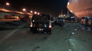 Bongkar muat di Belawan Medan