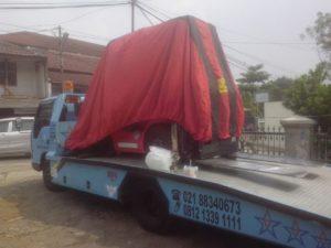 Forklift to surabaya