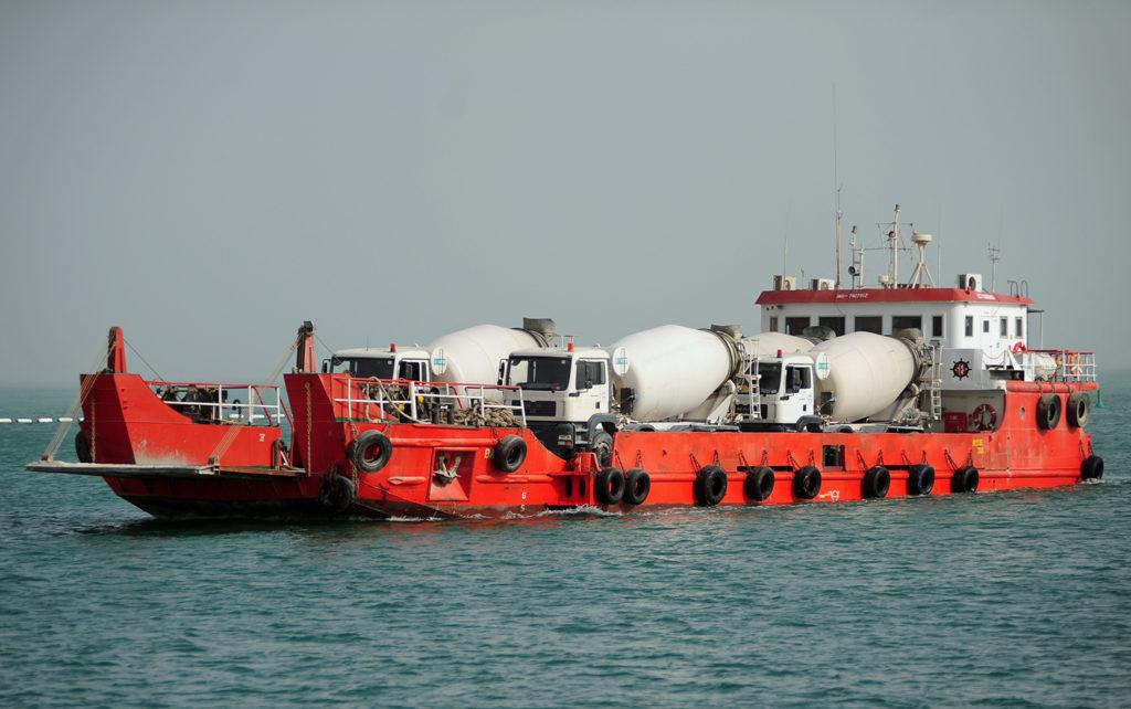 Pengiriman Laut - LCT