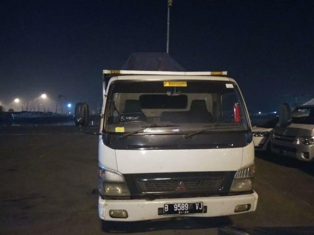 layanan kirim truk banjarmasin