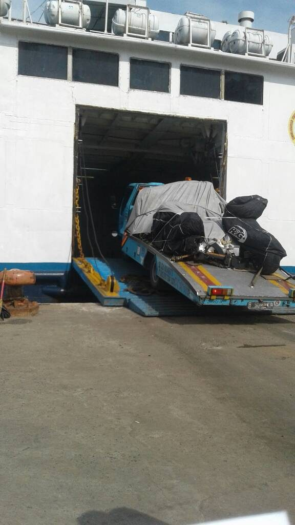 Kirim mobil Jakarta Pangkalan Bun PP dengan Towing