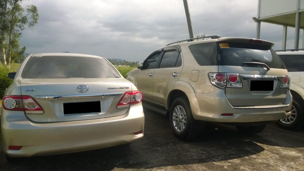 MPV vs Sedan