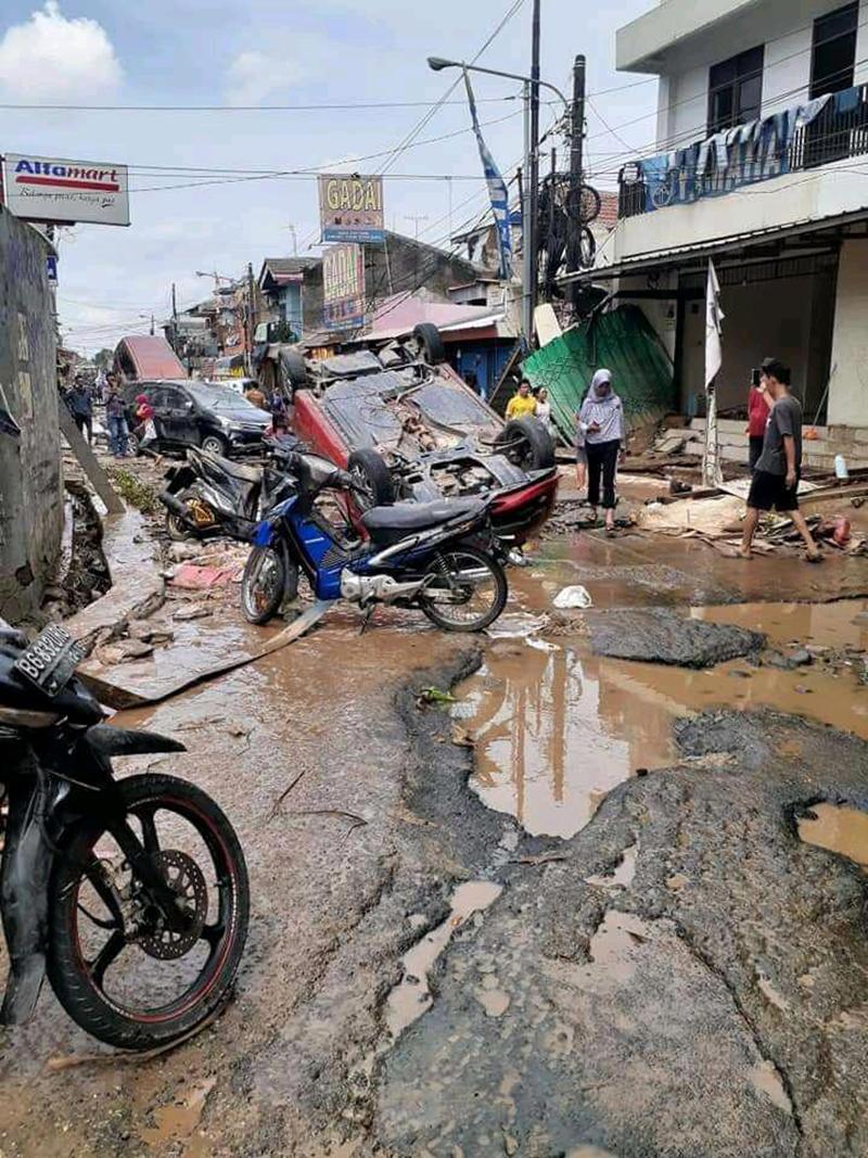 Banjir Jatiasih Bekasi